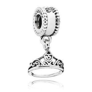 Belle's Tiara Pandora Charm